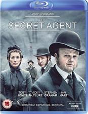 THE SECRET AGENT BLU-RAY (UK IMPORT) Blu-Ray NEW