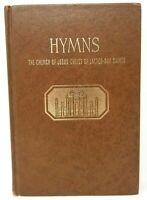 HYMNS OF THE CHURCH OF JESUS CHRIST OF LATTER-DAY SAINTS - LDS Mormon- HC - 1979