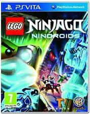 PS Vita Spiel  LEGO Ninjago Nindroids für Playstation PSV NEU