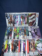 Detective Comics #0, #2 - #45 New 52  NM with Bag and Board Batman with Extras