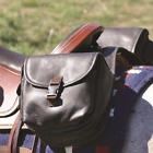 Cashel Company Leather Rear Western Saddle Bag