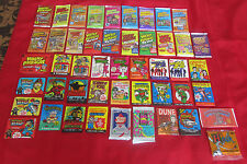 WACKY PACKAGES~PICK A PACK~ANS1,2,3,4,5,6,7,8,9,10,11, OS1-5 & 1986,91+ MORE!!