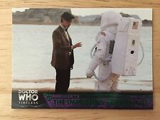 Doctor Who Timeless The Impossible Astronaut Parallel Card #77 Topps