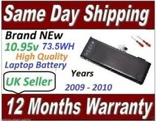 """Laptop Battery For Apple MacBook Pro Unibody 15"""" A1286 A1321 NEW 10.95V 73.5Wh"""