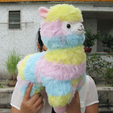 14'' Japan Arpakasso Alpacasso Alpaca Plush Soft Toys Doll Multicolour New