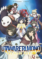 UTAWARERUMONO: FALSE FACES - DVD - Region 1