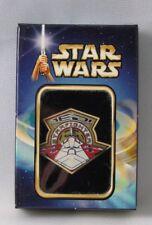 2002 DISNEY STAR WARS MOVIE RELEASE BOXED JEDI STARFIGHTER PIN LE 1000 11694