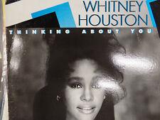 Whitney Houston Thinking About You PROMO  33RPM EX 120415 TLJ
