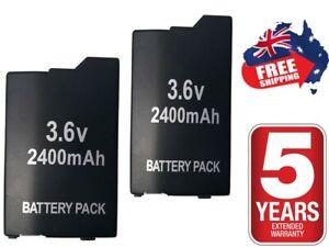 PSP-S110 2400mAh Rechargeable Battery For Sony PSP-2000,PSP-3000,PSP Lite & Slim