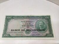 MOZANBIQUE NATIONAL 100 Bank Note