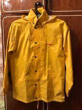 DHL Employee  Jacket M Yellow US Basic
