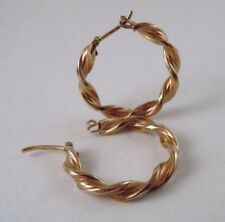 Unbranded Hoop Clip - On Fine Earrings