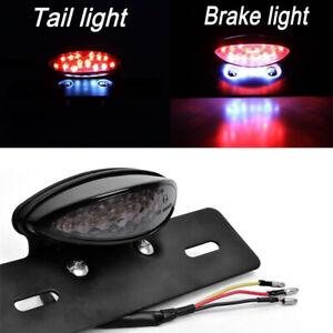 GUO R/ücklicht Motorrad Motors Motorrad 24 LED Bremslichter