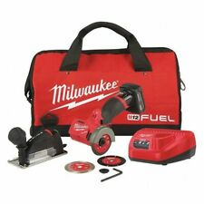 "MILWAUKEE 2522-21XC M12 FUEL™ 12V 3"" Compact Brushless Cut Off Tool/Saw Kit (1"