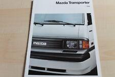136782) Mazda E 2000 E 2200 Prospekt 11/1993