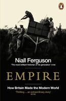Empire: How Britain Made the Modern World,Niall Ferguson