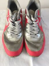 Airmax Grey Trainers With Red Trim UK Size 10