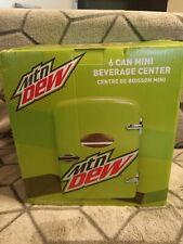Mtn Dew 6 Can Mini Beverage Center