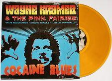 WAYNE KRAMER & THE PINK FAIRIES 74 & 78 recordings / Studio tracks + Live /  MC5