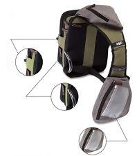 Rapala 46034-1 Limited Edition Fishing Tackle Storage Sling Bag Pro
