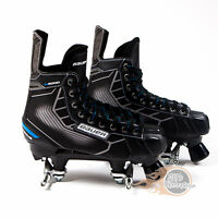 Bauer Quad Nexus N5000 Roller Skates conversion - No wheels or bearings