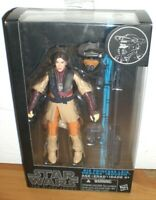 "Star Wars The Black Series - #16 PRINCESS LEIA BOUSHH ORGANA - Blue Line 6"" Inch"
