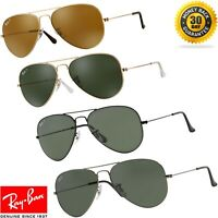 Polarized Ray-ban Sunglasses RB3025 001/58 001/57 002/58 004/58 Size 62mm 58mm