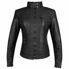 ZARA Women's Motorcycle Coats and Jackets