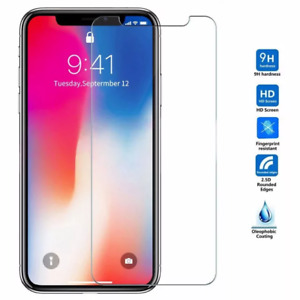 Tempered Glass Screen Protector For iPhone 12,11 Pro Max Mini iPhone XR X XS Max