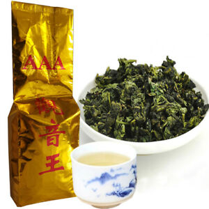 Fragrant Type Traditional Chinese Oolong Tea TiKuanYin Green Tea Anxi TieGuanYin
