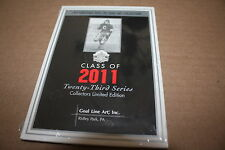 2011 GOAL LINE ART CARD SET FACTORY SEALED SABOL, SHARPE, FAULK, ++