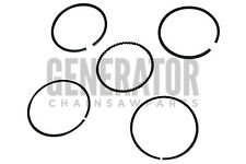 Generator Lawn Mower Piston Ring 60mm Parts For Honda Gx120 Gxv120 Engine Motor