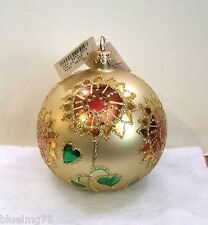 "Christopher Radko Ornament Vincent""s Prize #962110 NEW WITH TAG (R9#21)"