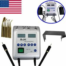 Digital Electric Wax Waxer Carver Double Carving Pen/pencil 6 Tip For Dental Lab