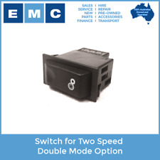 Switch for Two Speed Double Mode on Low Speed Electric Vehicles