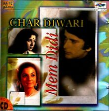 Char Diwari / Mem Didi (Film Soundtrak) - Rare Bollywood Film CD (RPG)