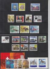 Schweiz 2009 - Jahresserie sauber aus ABO gestempelt