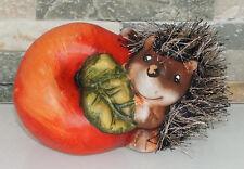 Dekofigur Figur Tier Igel Dekoration Herbst (1504DE1#) 03/2020SD
