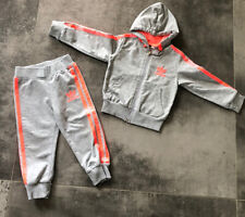 Adidas Trainingsanzug Jogging Sportanzug Jacke+Hose Mädchen pink Gr. 80 - 86