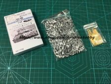 R MODEL 35173G 1/35  Metal Track [T84] For M4A3E8 Sherman (Include Track Pins)