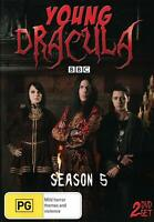 Young Dracula - Season 5 DVD [New/Sealed] Region All PAL