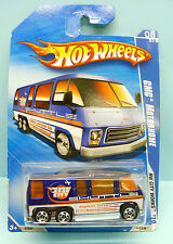 2398 HOT WHEELS / CARTE US / HW CITY WORKS 2009 / GMC MOTOR HOME 1/64