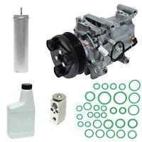 A/C Compressor Kit Fits Mazda 3 2004-2009 Mazda 5 2006-2010 OEM H12A1AH4DX 57463