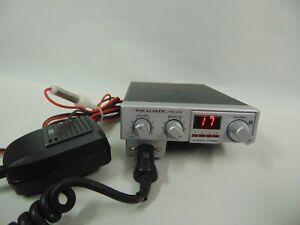 REALISTIC TRC-415 MOBILE CB RADIO TRANCEIVER WORKS +