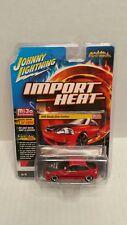 Johnny Lightning Import Heat 1998 Honda Civic Custom Red Mijo Exclusive