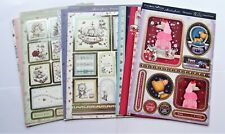 Hunkydory Clearout Joblot Toppers & Card Kits Bundle A