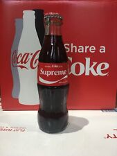 !!!!!!Share A Coke With Supreme Bottle!!!!