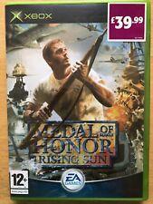 Medal of Honor: Rising Sun (Xbox) PEGI 12+ jeu de combat: Infanterie incroyable valeur