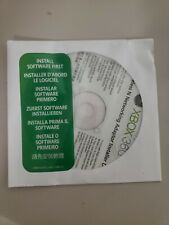 Microsoft Xbox 360 Wireless N Networking Adaptor Installer Disc Only Rare