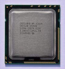 Intel CPU Xeon Six Core X5660 2.8GHz -12MB 6.40 GT/s FCLGA1366 - SLBV6
